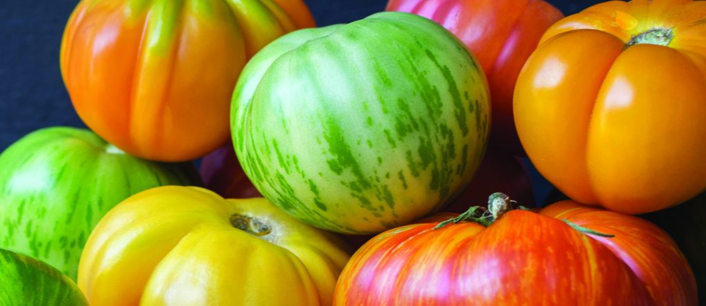 Heirloom Tomatoes - Full of nutrition